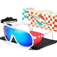 TR90 Frame Siamese UV400 Men Women Lenses Sunglasses Luxury Designed Open Air Vitality Open Air Windproof Goggles PV03