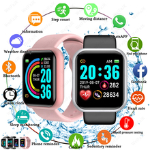 2020 Smart Watches Men Women D20 Smart Watch Blood Pressure Monitor Sports Fitness Bracelet Smartwatch For Apple Xiaomi Android