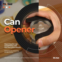 1pc Mintiml™ Go Drink Home Kitchen Accessories Universal Beer Can Opener Simple Keychain gadgets Tools