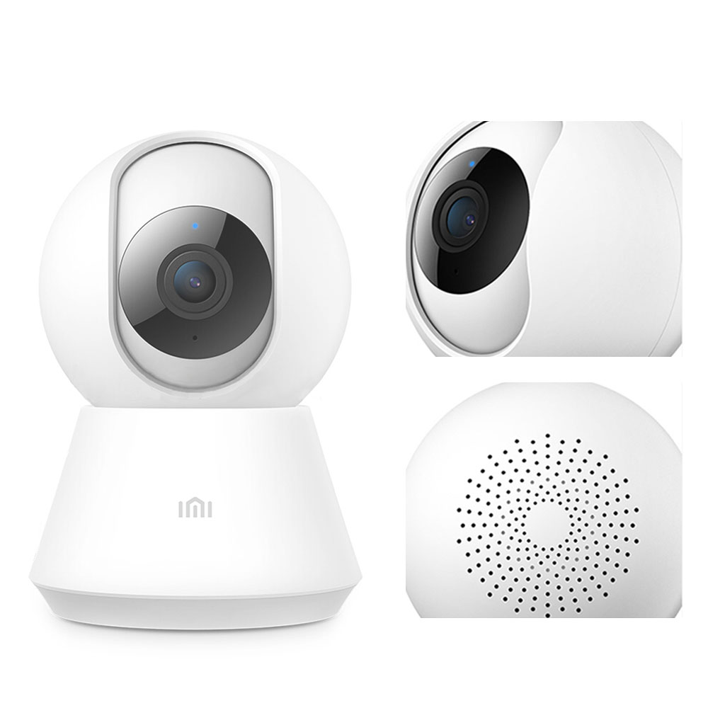 New Xiaomi Mijia IMI Smart Youth version Camera Webcam 1080P WiFi Pan-tilt Night Vision 360 Angle Video Camera View Baby Monitor 5