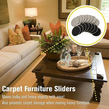1pc Sturdy Wear Resistant Thickened Furniture Moving Moving Carpet Cushion Cushion Protection Furniture Scratch X7B2