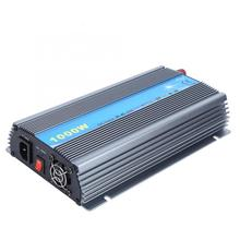 1000W Inverter Solar Small Micro Grid-Connected Equipment Input 20-45V Output 110V US Plug MPPT Inverter 1000w inverter wind grid tie connected 1kw invertor mppt with wifi plug dump load resistor 22 65v 45 90v 3 phase ac input