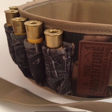 new men Belt 25 -round Shell Open -air Fighter D water Neoprene Camuflage Tactical Rifle Band Bullet Ta4 -003
