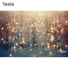 Yeele Photocall Luce Bokeh Glitters Dreamy Bambino Sfondi Fotografia Fotografico Sfondo Foto In Studio Photozone Per Il Video