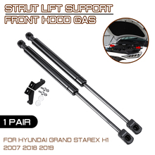 For Hyundai Grand Starex H1 2007 2018 2019 Car Front Engine Cover Hood Shock Lift Struts Bar Support Rod Arm Gas Spring Bracket