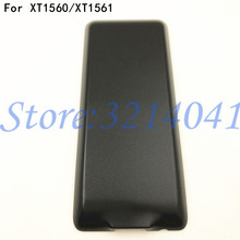 Original New Black Battery Cover Case For Philips X1560 X1561 Mobile battery cover Repair parts