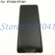 Originele Nieuwe Zwart Batterij Cover Case Voor Philips X1560 X1561 Mobiele batterij cover Reparatie onderdelen
