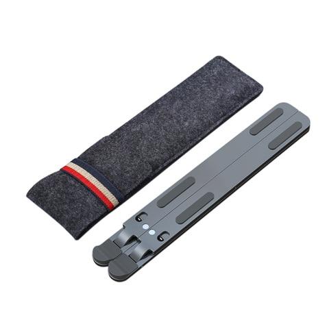 x estilo ajustavel dobravel de aluminio portatil suporte desktop notebook suporte de mesa portatil suporte