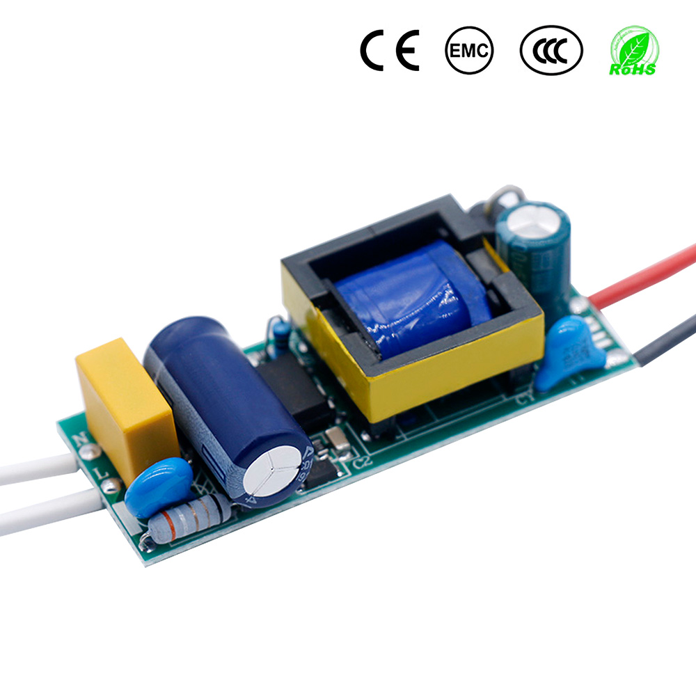 LED Driver 350mA 12-18W 18-25W 25-36W LED Power Supply Unit Converter AC90-265V Lighting Transformers For LED DIY image