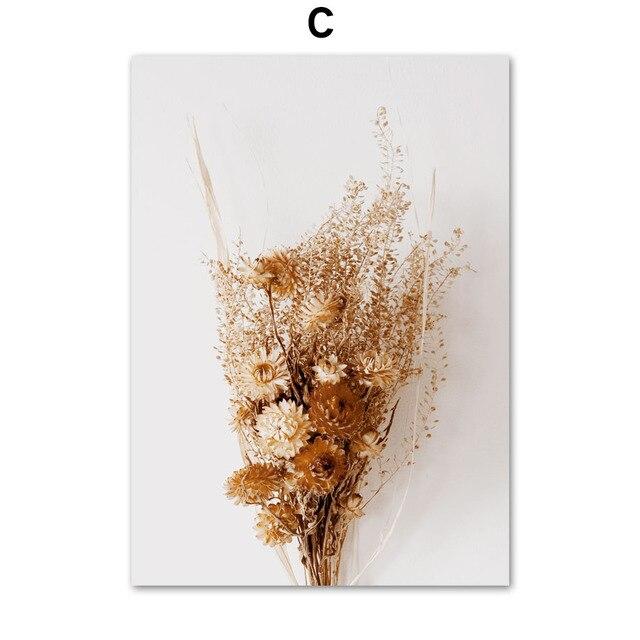горный цветок лист багги для езды по художественная стена с фотография