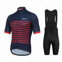 Ralvpha-ropa transpirable para ciclismo de montaña para hombre, equipo profesional de verano, 2020
