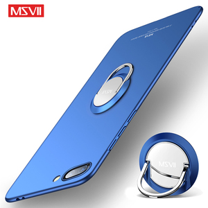 Чехол для Honor 10 Lite Msvii, тонкий матовый чехол для Huawei Honor View 10, чехол для Honor 9i, чехол с кольцом-держателем из поликарбоната, чехлы для Huawei V10 Honor 10