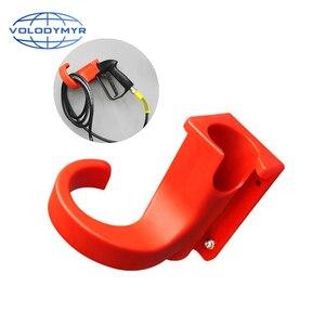 Image 1 - Volodymyr pistolet na wodę pod wysokim ciśnieniem wieszak myjnia samochodowa wspornik naścienny myjnia hak narzędzia do wężą uchwyt do przechowywania