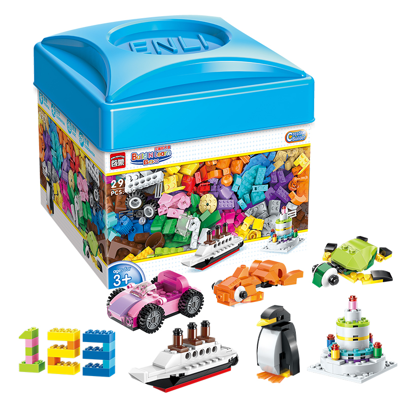 460pcs Design Creative Classic Brick DIY City Compatible Legoinglys Blocks Educational Toy Model Children's Gifts Toys Blocks