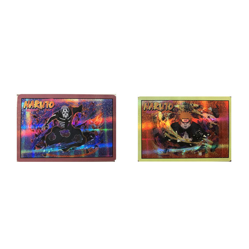 9pcs/set NARUTO Toys Hobbies Hobby Collectibles Game Collection Anime Cards