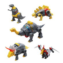 MFT التحول ديناصور G1 الرسوم المتحركة اللون الحمأة Swoop الخبث Snarl Grimlock MF 21 MF 21 22 23 24 25 Dinobot الشكل اللعب