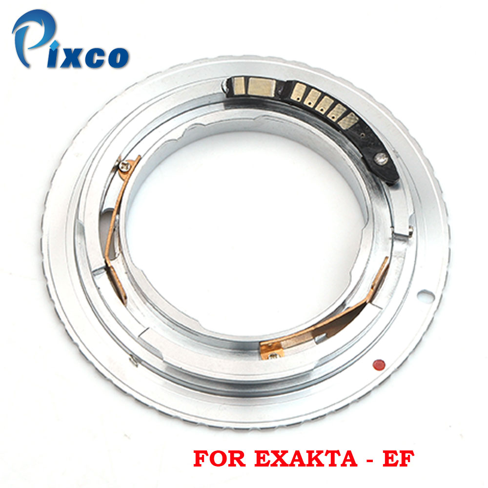 Pixco AF Confirm Adapter Exakta Lens to Canon SLR Camera D