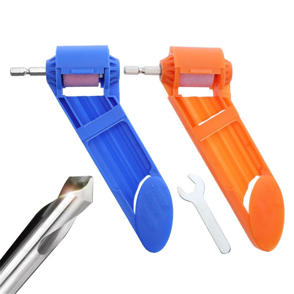 Портативный прямой хвостовик спиральное сверло точилка 2 12,5 мм корунд шлифовальный круг полировальный шлифовальный станок Инструменты|Абразивные инструменты|   | АлиЭкспресс