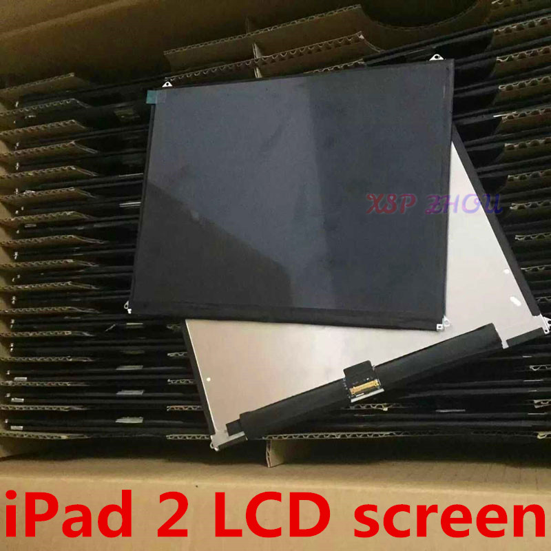 Free Shipping For Apple IPad 2 IPad2 2nd A1395 A1397 A1396 Tablet LCD Touch Screen Replacement