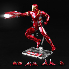 18CM Iron spider Iron Man Thor Action Figure Captain America Winter Soldier Ant-Man  Falcon Infinity War Action Figure Model Toy avengers infinity war statue superhero iron man bust tony half length photo or portrait resin action figure toy d260