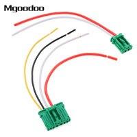 Conector/fio do resistor do ventilador do calefator do motor do ventilador do ventilador do carro para nissan ypgfjct4 ypgfjct4 de citroen peugeot com fio 6441. l2