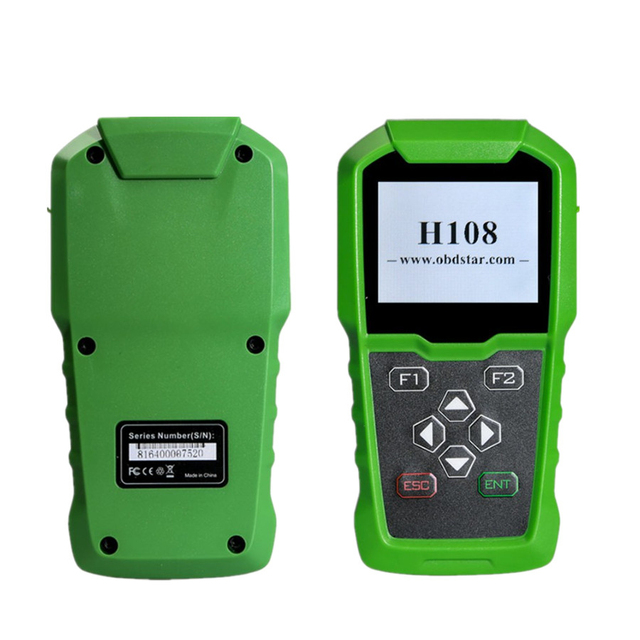OBDSTAR H108 PSA Support de programmateur | Toutes les clés perdues/lecture de Code à broches/calibrage de Cluster pour Peugeot Citroen DS Can & k-line