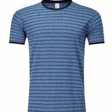 1807 светло-серая футболка-поло
