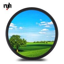 Filtr CPL 30 46 40.5 49 52 55 58 62 67 72 77 82 86 95 105 MM polaryzator kołowy filtr polaryzacyjny dla Canon Nikon Sony Fujifilm
