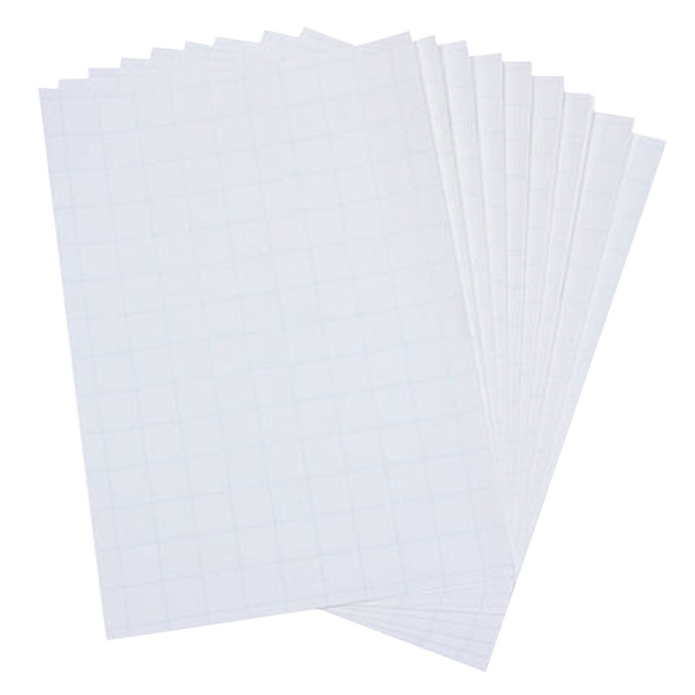10/20pcs Fabric Transfer Decal Paper Heat Transfer for T-shirt Light Color Clothing H-best