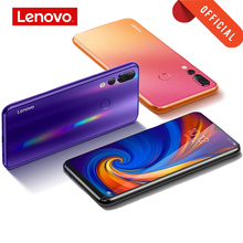 Get more info on the Lenovo Z5S 4G 6GB 64GB / 128G Global ROM 6.3 inch Smartphone Z5 s Triple Rear Camera cellphone Snapdragon 710 celular Android P