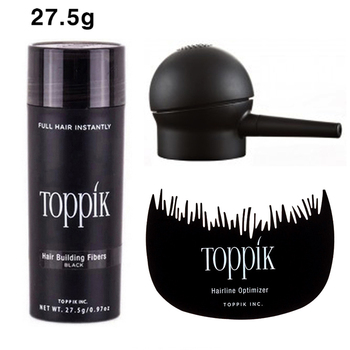 Hair Fibers Keratin Toppik Thickening Spray Building 27.5g Loss Products Instant Wig Regrowth Powders
