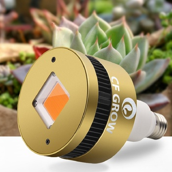 LED Grow Light Bulb 120W 150W Full Spectrum COB LED Plant Grow Lamp 110V 220V for Indoor Plants Greenhouse Veg Bloom Flowering image