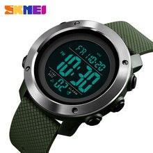 SKMEI  LED Digital Watch Fashion Casual Men's Wristwatches Clock  50m Waterproof Luxury Sports Watches  Relogio Masculino 1426 цена и фото