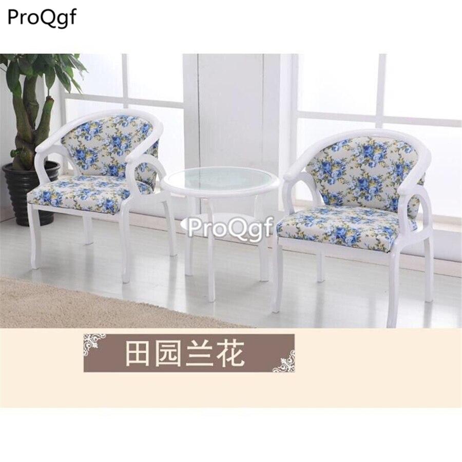 Ngryise сад отель Европейский стиль 1 стол и 2 стула - Цвет: 6
