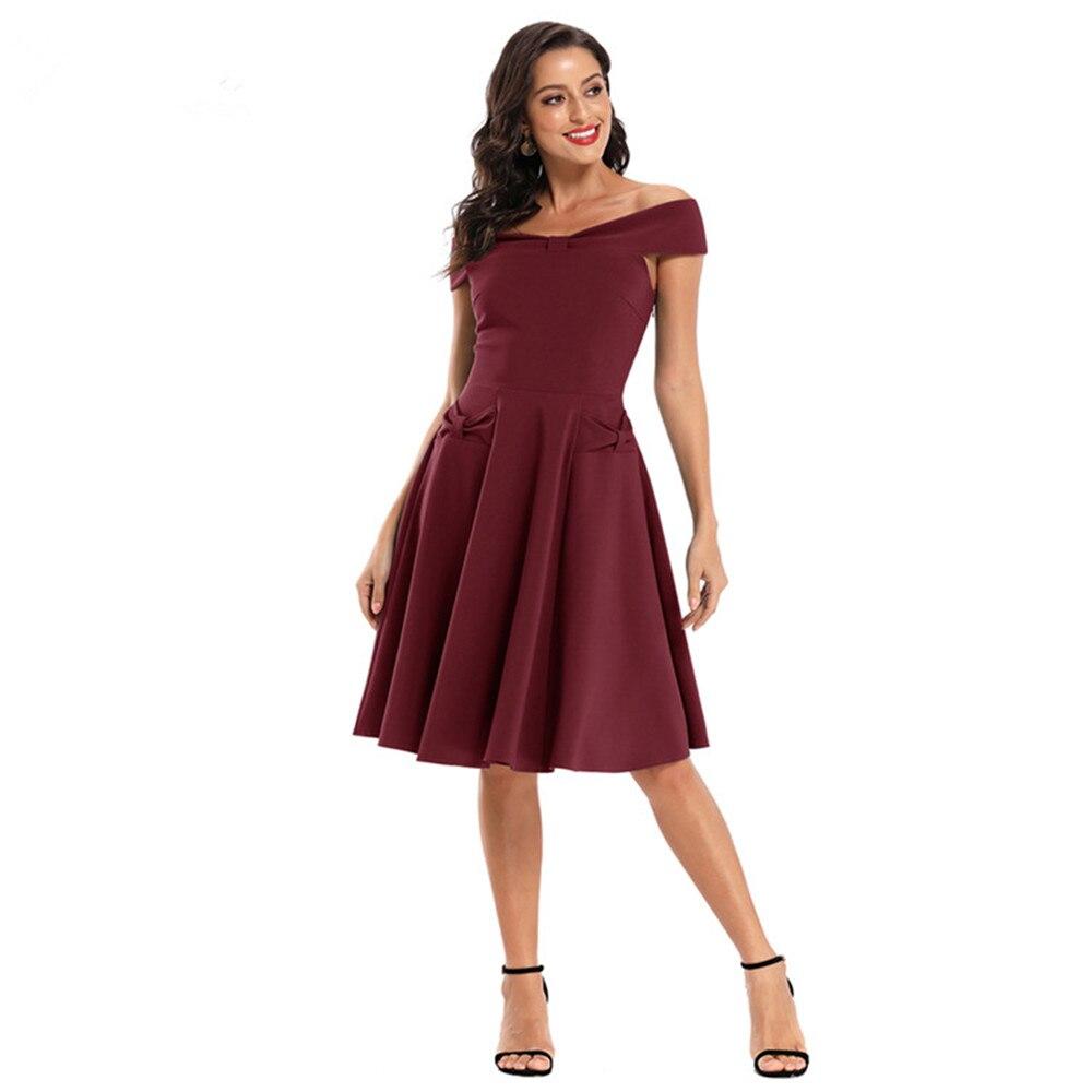 Dressv burgundy cocktail dress cheap cap sleeves graduation party dress elegant fashion cocktail dress