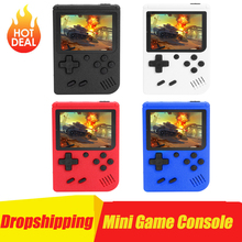 3 Inch Handheld Retro Game Console Built in 400/500 Games 8 Bit Portable Game Player Retro Tetris Handheld Game Console Presents