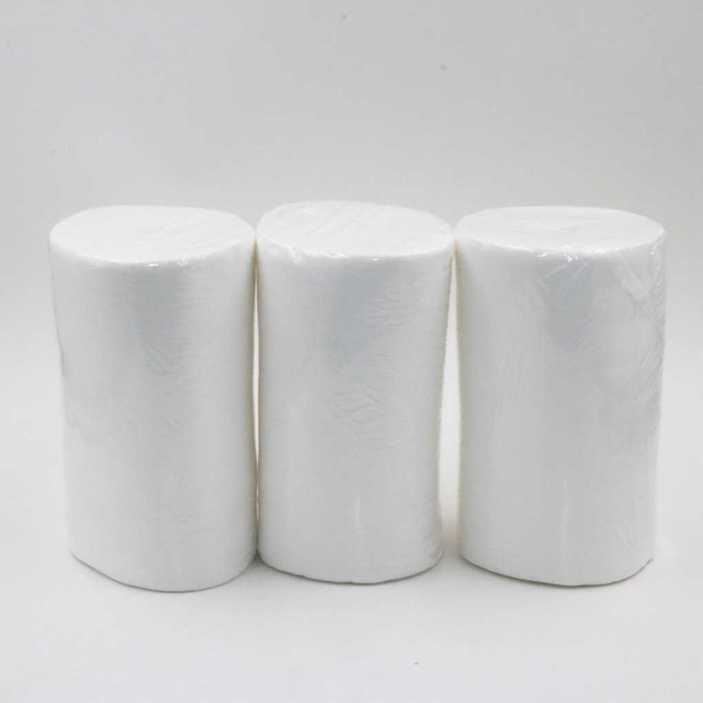 Forros de bamb/ú desechables de pa/ñales desechables de pa/ñales desechables WEIHAN para beb/és 100 hojas para 1 rollo de 18 cm x 30 cm