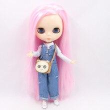 Factory Neo Blythe Dolls Shiny Face Jointed Body 30cm