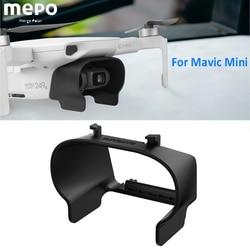 Mavic Mini Drone osłona przeciwsłoneczna osłona obiektywu osłona przeciwsłoneczna przeciwodblaskowa osłona obiektywu dla DJI Mavic Mini akcesoria