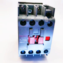 DELIXI CJX2 alternating current contactor general purpose AC CJX2s(k)-06~95  CJX2s-0911 1211 1811 for 220V/380V