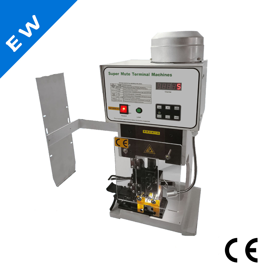 EW-09B Terminal Crimping Machine Terminal Crimper Suitable For Various Terminals JST