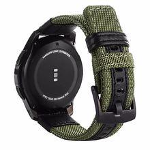 Ремешок силиконовый для samsung galaxy watch 3 band спортивный