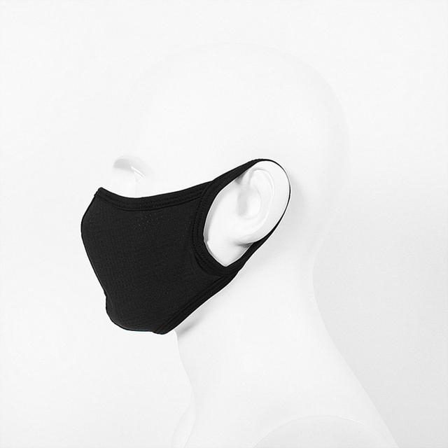 1Pcs Multi Color Cotton PM2.5 Black Mouth Mask Anti Dust Mask Breathable Filter Windproof Mouth-muffle Bacteria Proof Flu 5