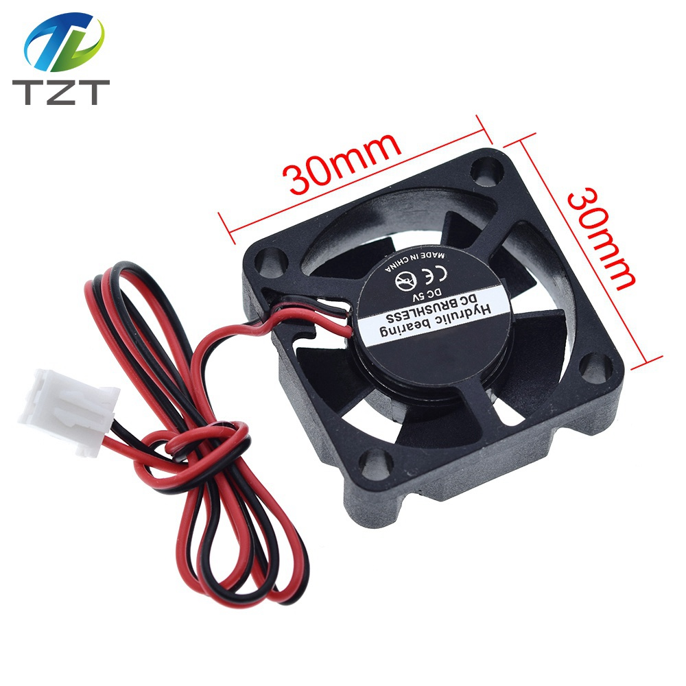 5v Cooling B 30mm A For Raspberry Cooler Fan 2//3 Computer Pi 0.2a Radiator Dc