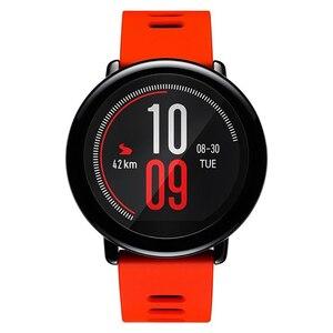 Image 3 - ساعة يد ذكية للركض رياضية أصلية من Huami Amazfit Pace مع نظام تحديد المواقع وبلوتوث 4G/WiFi وأندرويد/iOS مقاومة للماء