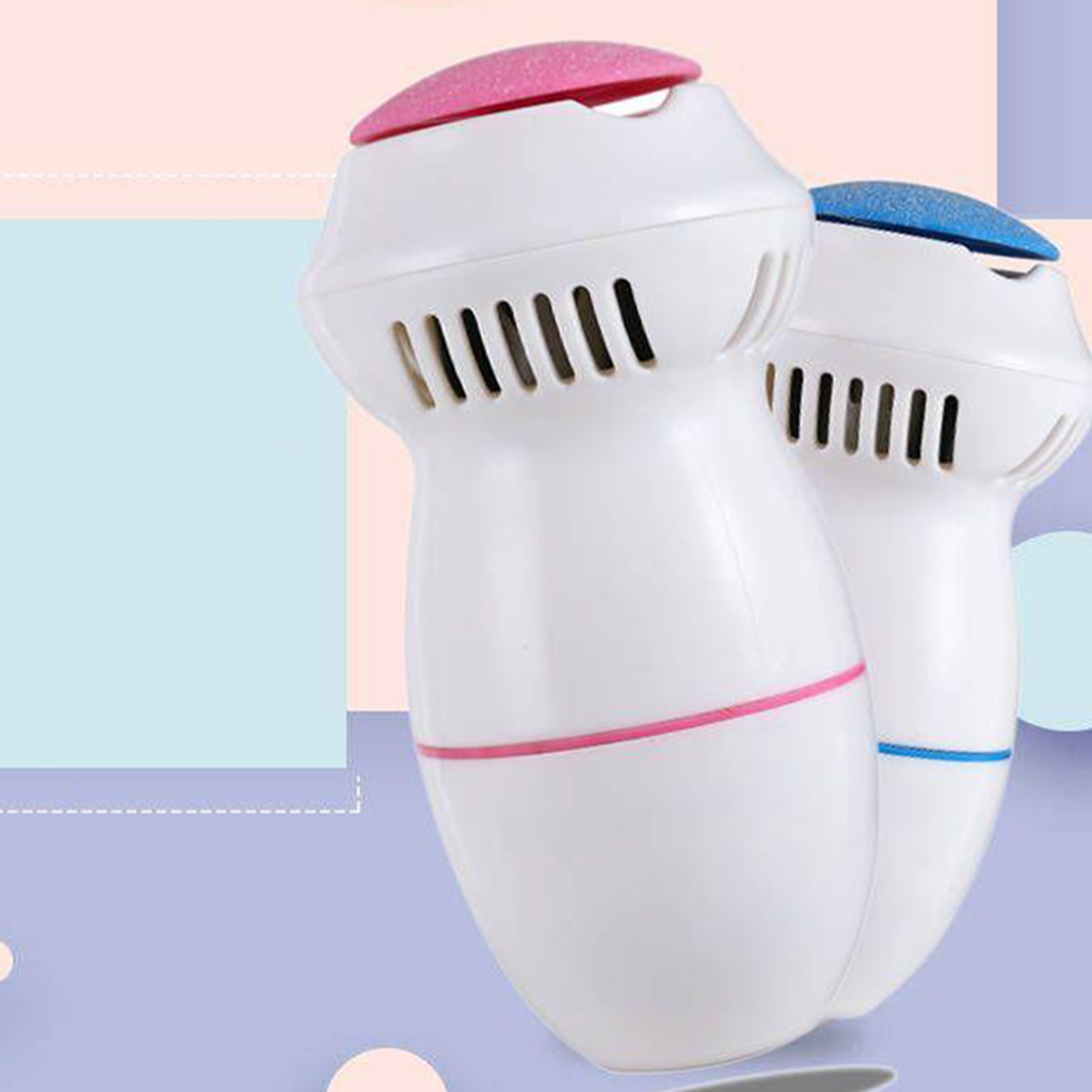 Electric Callus Remover Built-in Vacuum Dead Hard Skin Remover Pedicure