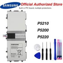 Original Samsung T4500E Tablet Battery For Samsung GALAXY Tab3 P5210 P5200 P5220 6800mAh original samsung t4500e tablet battery for samsung galaxy tab3 p5210 p5200 p5220 6800mah