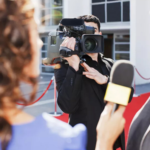Image 3 - Takstar SGC 598 интервью дробовик микрофон Запись голоса микрофон динамик микрофон для SONY Nikon Canon DSLR iPhone Android смартфон