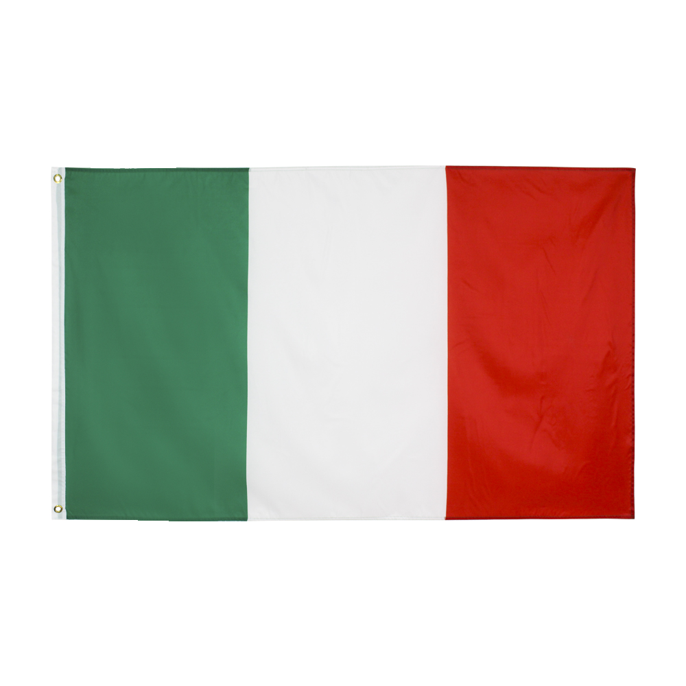 90*150cm Green White Red Ita It Italy Italian Flag For Decoration