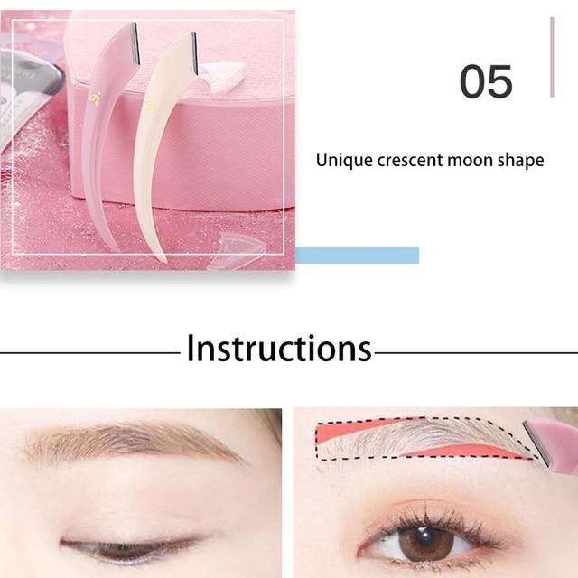 2019 new  Eyebrow Razor Trimmer Razor Epilator Beauty Cosmetic   JZ818 4
